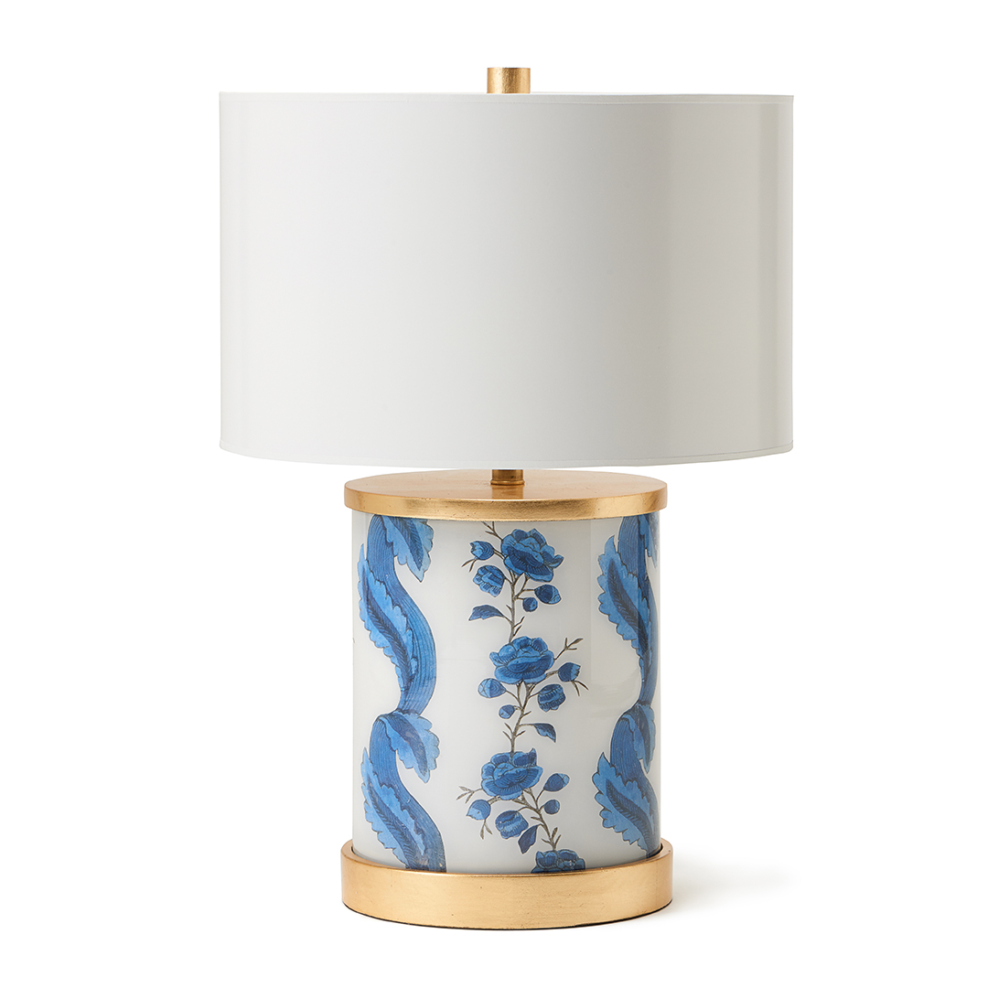 blue-floral-gold-base-old-money-lamp-collection-interior-liz-marsh-design