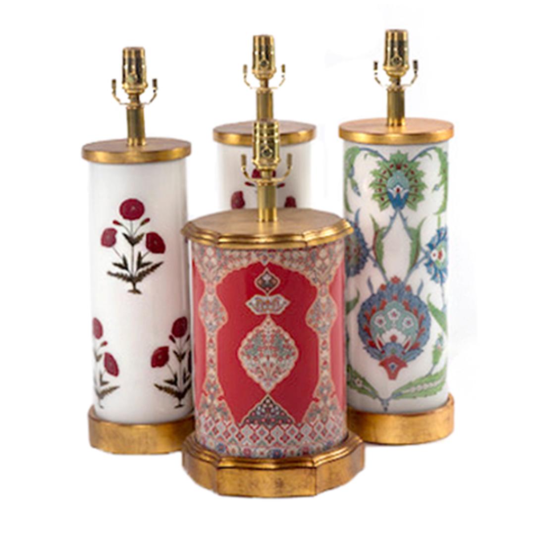flowers-group-of-3-boheme-lamp-collection-liz-marsh-designs