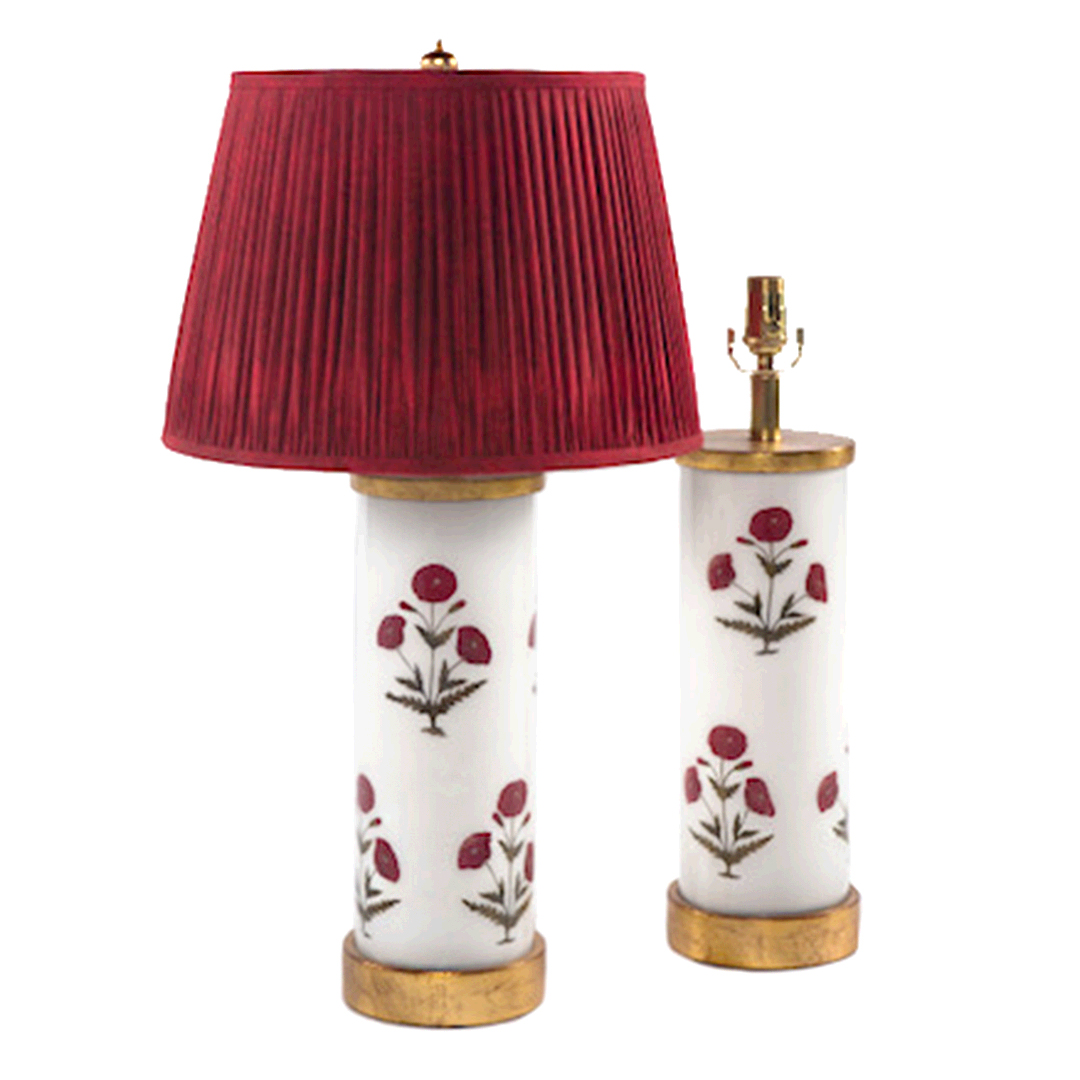 red-flower-red-shade-boheme-lamp-collection-liz-marsh-designs