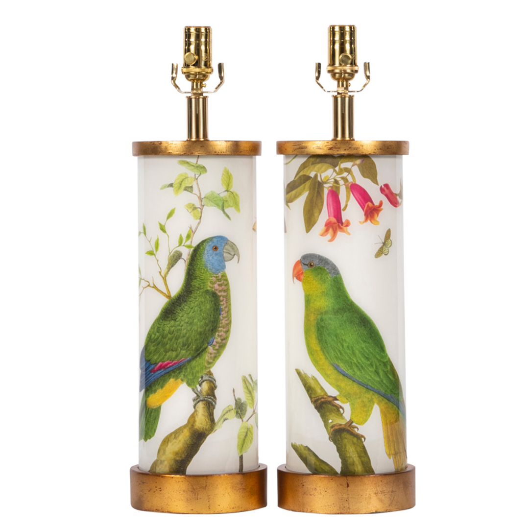 green-parrots-eden-lamp-collection-liz-marsh-designs