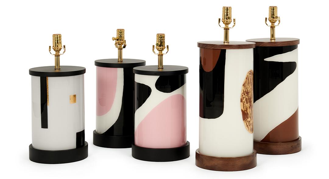 gemotric-grouping-lamps-paris-now-liz-marsh-designs