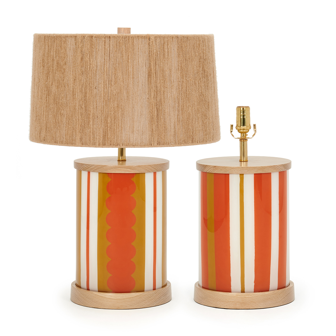 orange-organic-squares-wood-base-wood-shade-boheme-lamp-collection-liz-marsh-designs