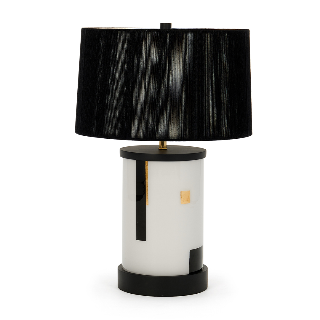 white-glass-gold-details-black-shade-paris-now-liz-marsh-designs